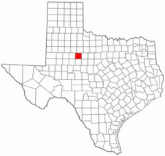 Fisher County Texas