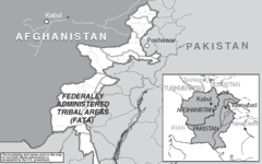 Gao Usaid Map of Pakistan And Afghanistan