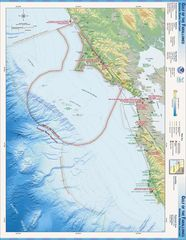 Gulf of the Farallones Nms Map