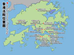 Hk Location of Courts