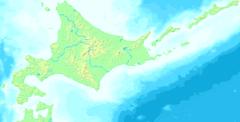 Hokkaido Map Small