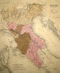 Italy Historical Map 1