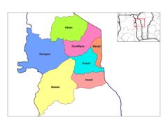 Kara Prefectures