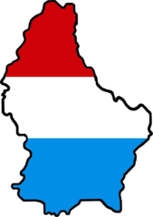 Luxembourg Stubmap