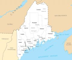Maine Cities And Towns