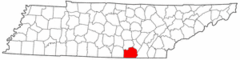 Marion County Tennessee
