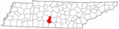 Marshall County Tennessee