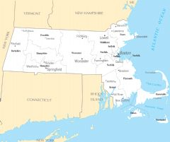 Massachusetts Cities And Towns
