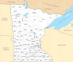 Minnesota Cities And Towns