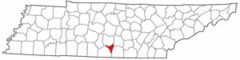 Moore County Tennessee