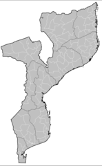 Mozambique Districts