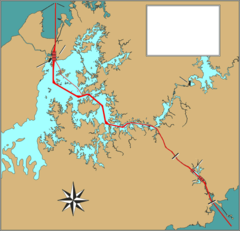 Panama Canal Rough Diagram Non Annotated