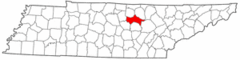 Putnam County Tennessee