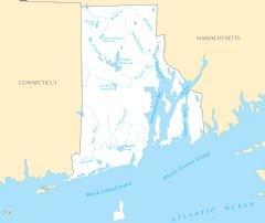 Rhode Island Rivers And Lakes