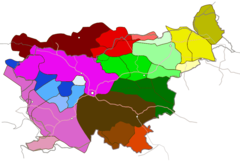 Slovenian Dialects
