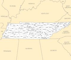Tennessee Cities And Towns