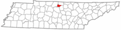 Trousdale County Tennessee