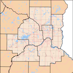 Twin Cities Map 3