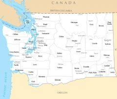 Washington Cities And Towns