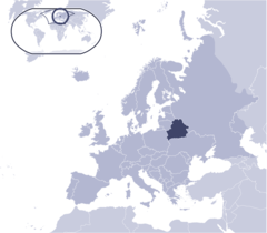 Where Is Belarus Located