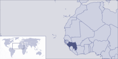Where Is Guinea Located
