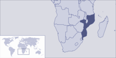 Where Is Mozambique Located