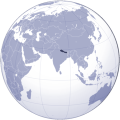 Where Is Nepal Located