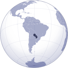 Where Is Paraguay Located