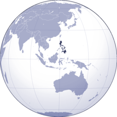 Where Is Philippines Located