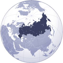 Where Is Russia Located