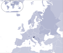 Where Is Slovenia Located