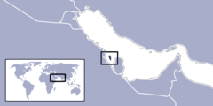 Where Is Bahrain Located