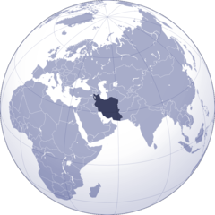 Where Is Iran Located