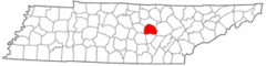 White County Tennessee