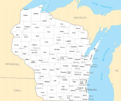 Wisconsin Cities And Towns